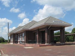 Princeton Amtrak Station
